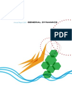 General Dynamics 2009 Annual Report