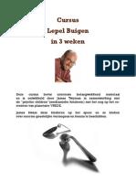 cursus_lepel_buigen