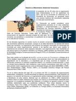 Un Repaso Histórico al Movimiento Ambiental Venezolano