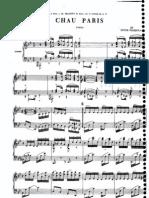 Piazzolla Chau Pars
