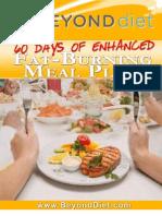 Enhanced Meal Plans