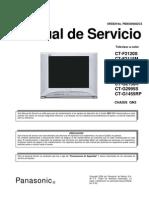2928232 Panasonic CTG2175S Chasis GN3 TV Service Manual