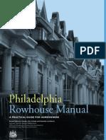 Rowhouse Manual