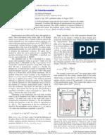 Yuki Sato, Aditya Joshi and Richard Packard- Flux locking a superfluid interferometer