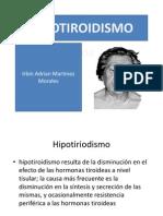 HIPOTIRIODISMO