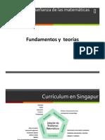 Fundamentos Del Metodo Singapur