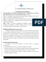 RoteiroHistoriaDireitoCivil
