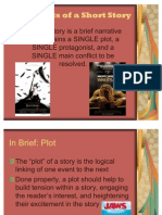 Elements of a Short Story PPt