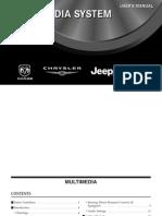 2010 RBZ Multimedia System User Manual 2nd[1]