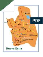 Nueva Ecija Map