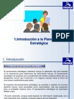 Sem1Tema 1 Introduccion a La Planeacion Estrategica[1]