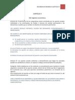 Documento Trabajo Capitulo v Ley 79