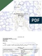 PLANO BIOLOGIA