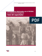 Guia Sobre El Capacitador - SIDA - (Taller)