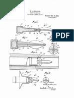 H.G. Berentsen- Marine Projectile