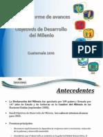 Tercer informe ODM
