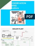 Encon in Boiler