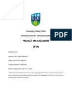 Main- Project Management