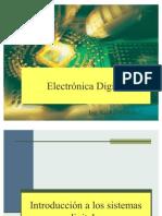 Electrónica Digital 2010