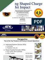 John Niles et al- Mitigating Shaped Charge Jet Impact