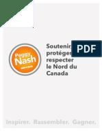 Soutenir, protéger et respecter le Nord du Canada