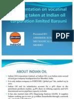 Presentation on Oil Refinery