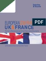 French vs UK GAAP