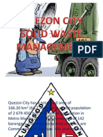 Quezon City Solid Waste Management