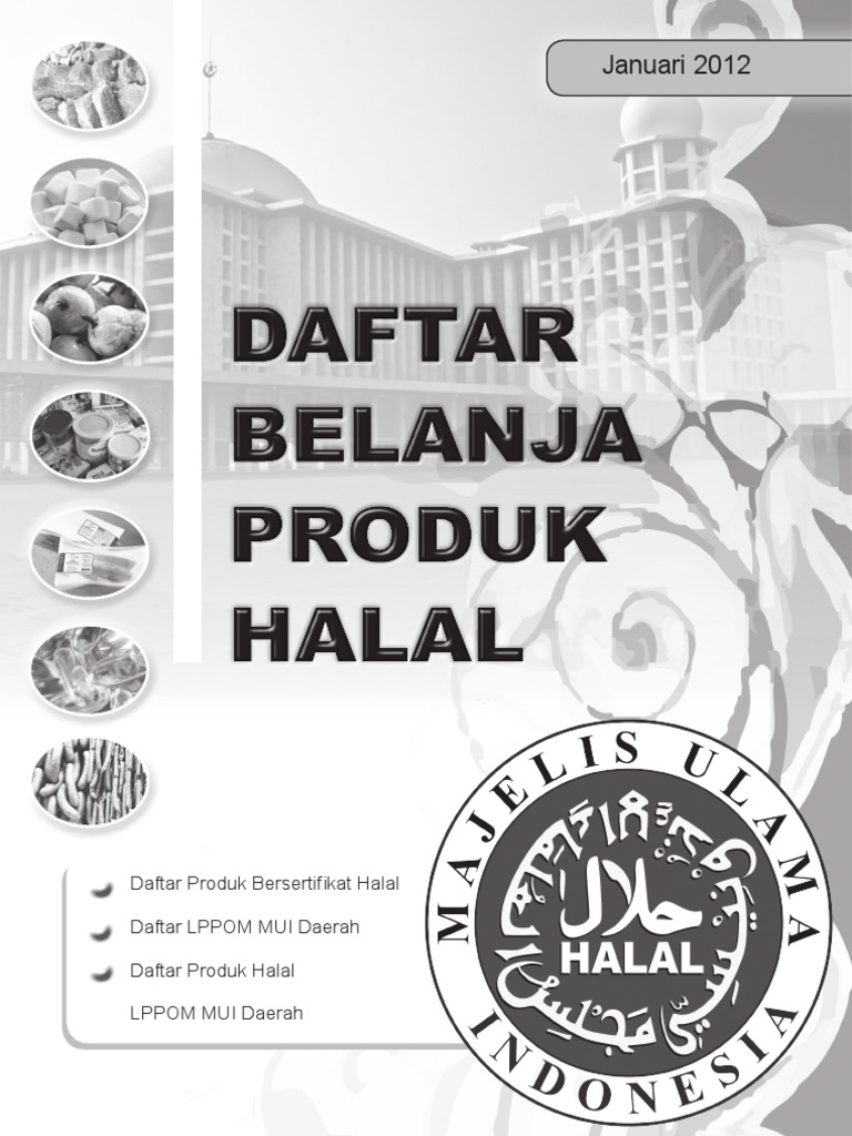 Daftar Produk Halal Jan 2012 Prenagen Lactamom Chocolate 400 G R15