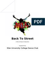 Back to Street General Proposal