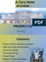 The Ascent Group Home Prospectus