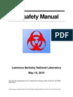 Biosafety Manual Final 5 20