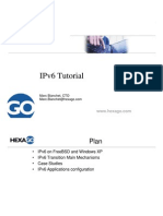 Tutorial Ipv6 Ipv6forum Sandiego 200306