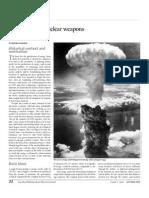 Mikhail Klassen- The physics of nuclear weapons