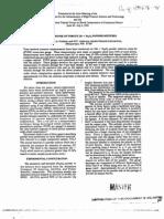 G.T. Holman, Jr., R.A. Graham and M.U. Anderson- Shock Response of Porous 2Al+Fe2O3 Powder Mixtures