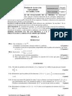 Selectividad CyLeon CCNN_Junio_2004_2010