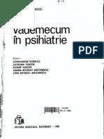 Gorgos Constant In - Vademecum in Psihiatrie