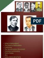 The Birth of Philippine Nationalism