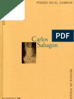 Sahagún, Carlos - Antología Poética