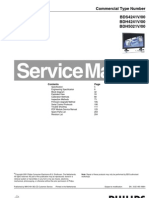 Philips Bds4241v Service Manual