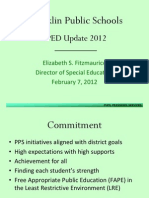 FPS SPED Update 20120207