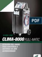 CLIMA 8000