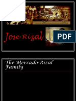 Rizal Family and Friends