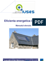 Eficienta Energetic A in Cladiri