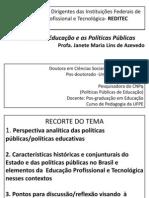 TEXTO_1_O ESTADO E AS POLÍTICAS PÚBLICAS