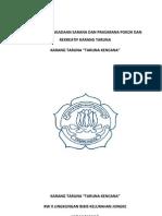 Proposal Pengadaan Sarana Dan Prasarana Pokok Dan Rekreatif Karang Taruna