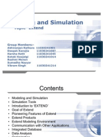 Modelling and Simulation Assignment