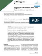 Ethnomedicine in Himalaya a Case Study From Dolpa, Humla, Jumla