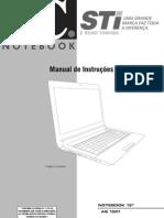 Manual de Instruções NE 010439