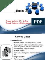 Chapter 9 Sistem Basis Data